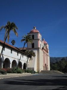 Santa Barbra Mission