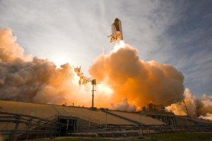 Spaceship Takeoff